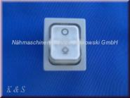 Schalter Dampf PFAFF Bügelmaschine 658-858