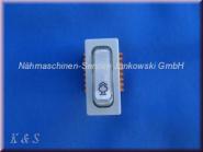 Schalter Dauerdampf PFAFF Bügelmaschine 658 , 858
