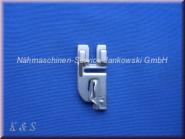Nähfußsohle PFAFF (BCDEFGJK) Rollsäumer 4mm