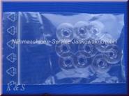 10 CB-Kunststoffspulen