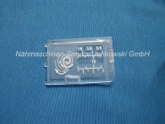 Stichplattenschieber Janome MC 9900 , MC 14000 , MC 15000 , DC 603 , Jubilee 60809