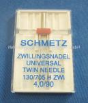 Zwillingsnadel universal 130/705 H ZWI (s. Info)