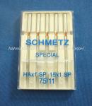 Nadeln System HAx1 SP Stärke 75 5er Pack