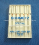 Nadeln Schmetz HAx1 SP (s. Info)