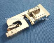 Nähfußsohle PFAFF Rollsäumer 2mm Hobbymatic , tipmatic 1000 , Hobby 300 - 700 , Gritzner