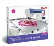 Stickrahmen PFAFF creative 4.0 - sensation pro II / Grand Dream Hoop 360 x 350