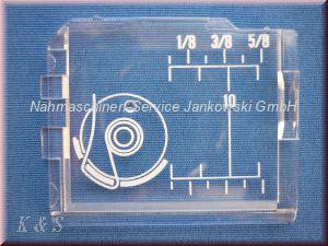 Stichplattenschieber PFAFF Hobby 1122 , 1132 , 1142