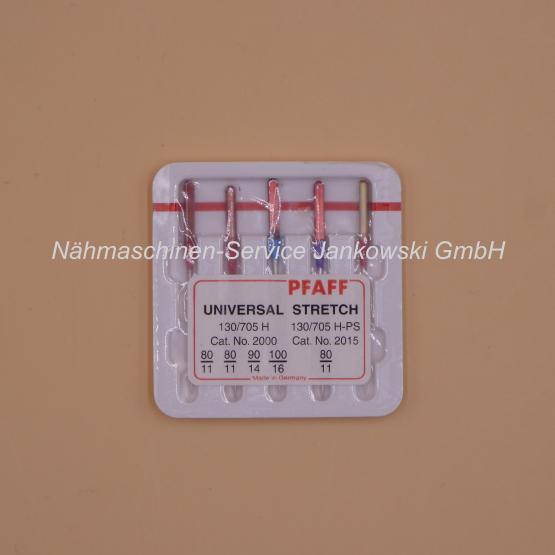 Nadeln PFAFF 130/705 H 5er Pack sortiert