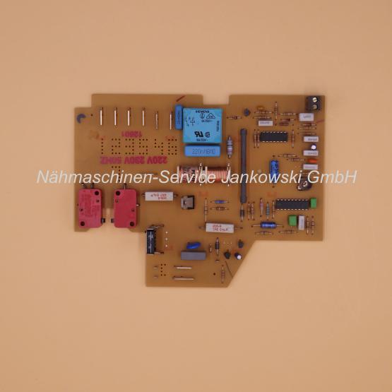 Leiterplatte PFAFF BM 658 , 858 im Austausch