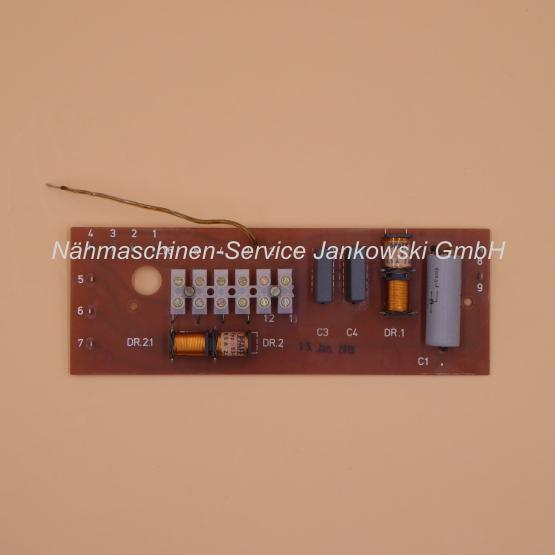 Leiterplatte PFAFF BM 850 im Austausch