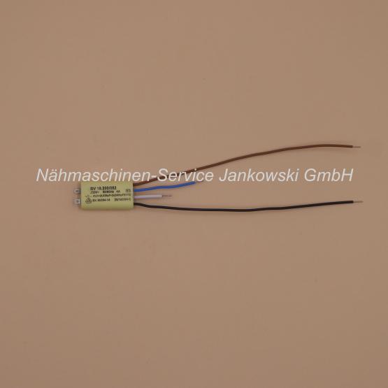 Kondensator PFAFF 362 für Stopmatik-Schaltkasten