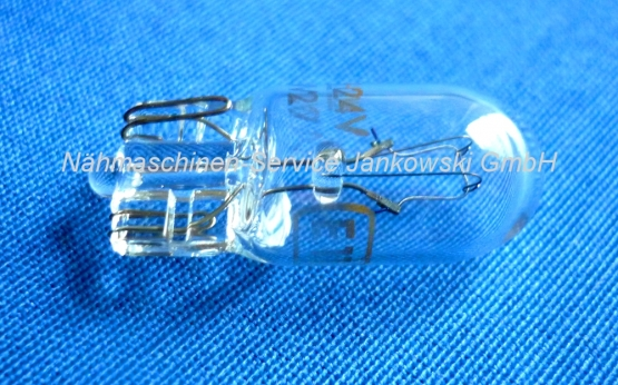 Glühbirne PFAFF expression , creative 24Volt / 3Watt