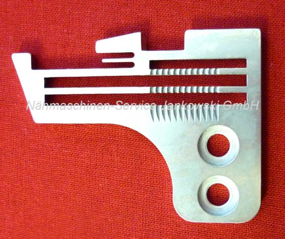 Stichplatte Texi OV Quattro 24 (4-Faden)