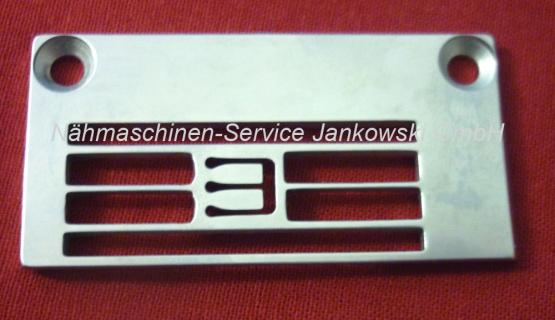 Stichplatte Siruba Coverstich F007J W122-356