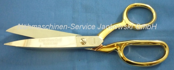 "Schneiderschere Premax ""Ever Sharp"" 20cm/8"" vergoldeter Griff"