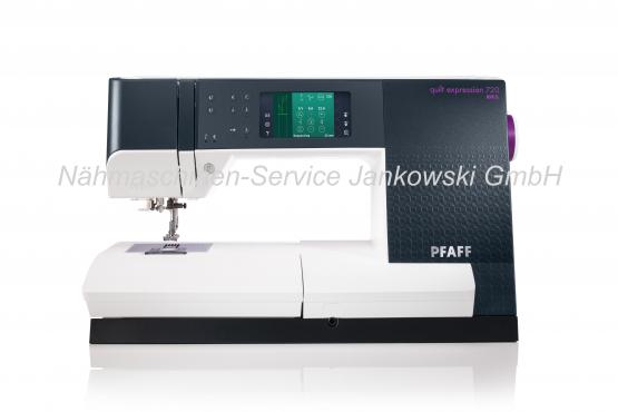 PFAFF Nähmaschine quilt expression 720